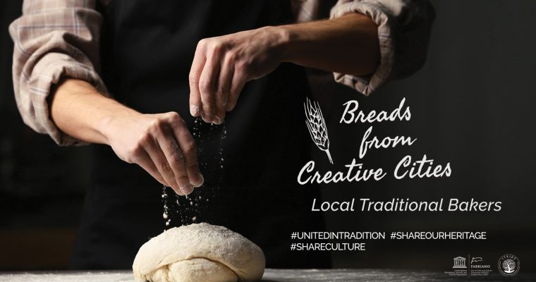 Panettieri d'Italia – ITKI, Breads from creative cities